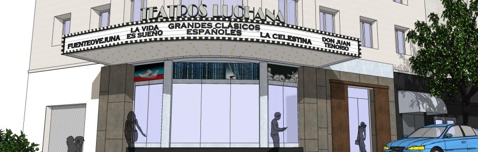 Teatro en antiguas salas de cine
