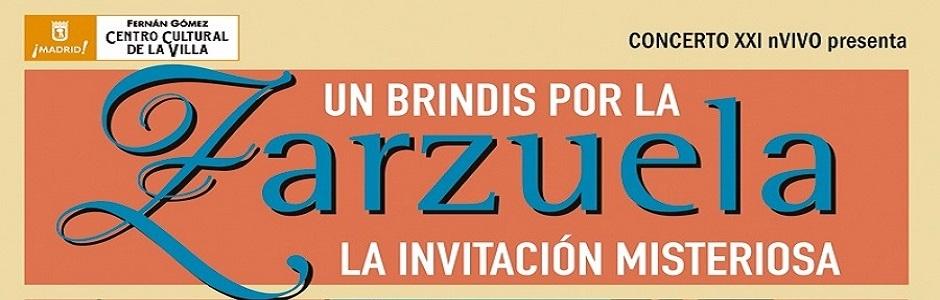 Un brindis por la Zarzuela