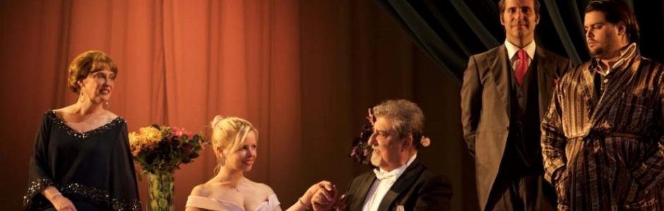 El príncipe y la corista