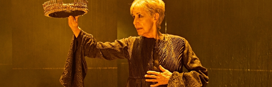 Concha Velasco recibe el Premio Nacional de Teatro