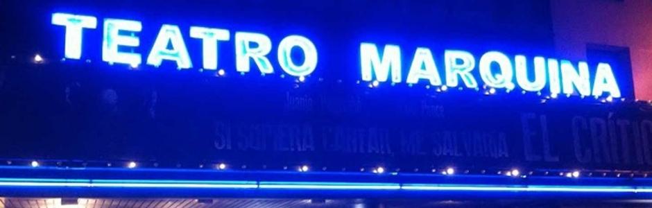 Historia del Teatro Marquina