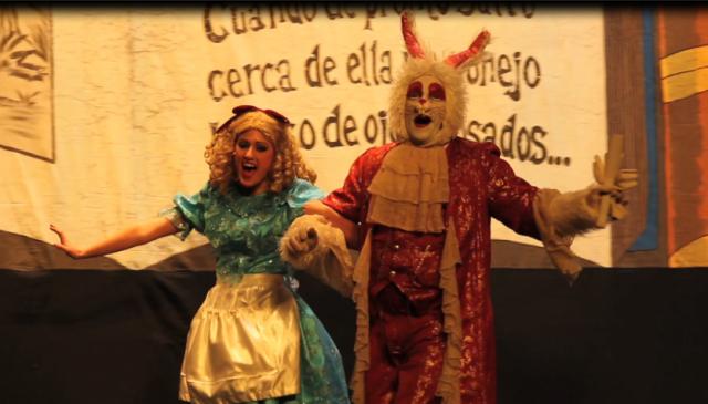 Alicia en el País de las Maravillas, el Musical