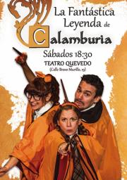 La fantástica leyenda de Calamburia