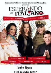 Esperando al italiano