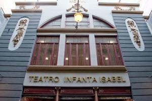 Infanta Isabel Teatros De Madrid