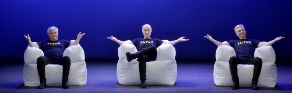 La última gira de Tricicle | Teatros de Madrid