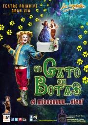 El Gato con Botas, el Miaaauusical